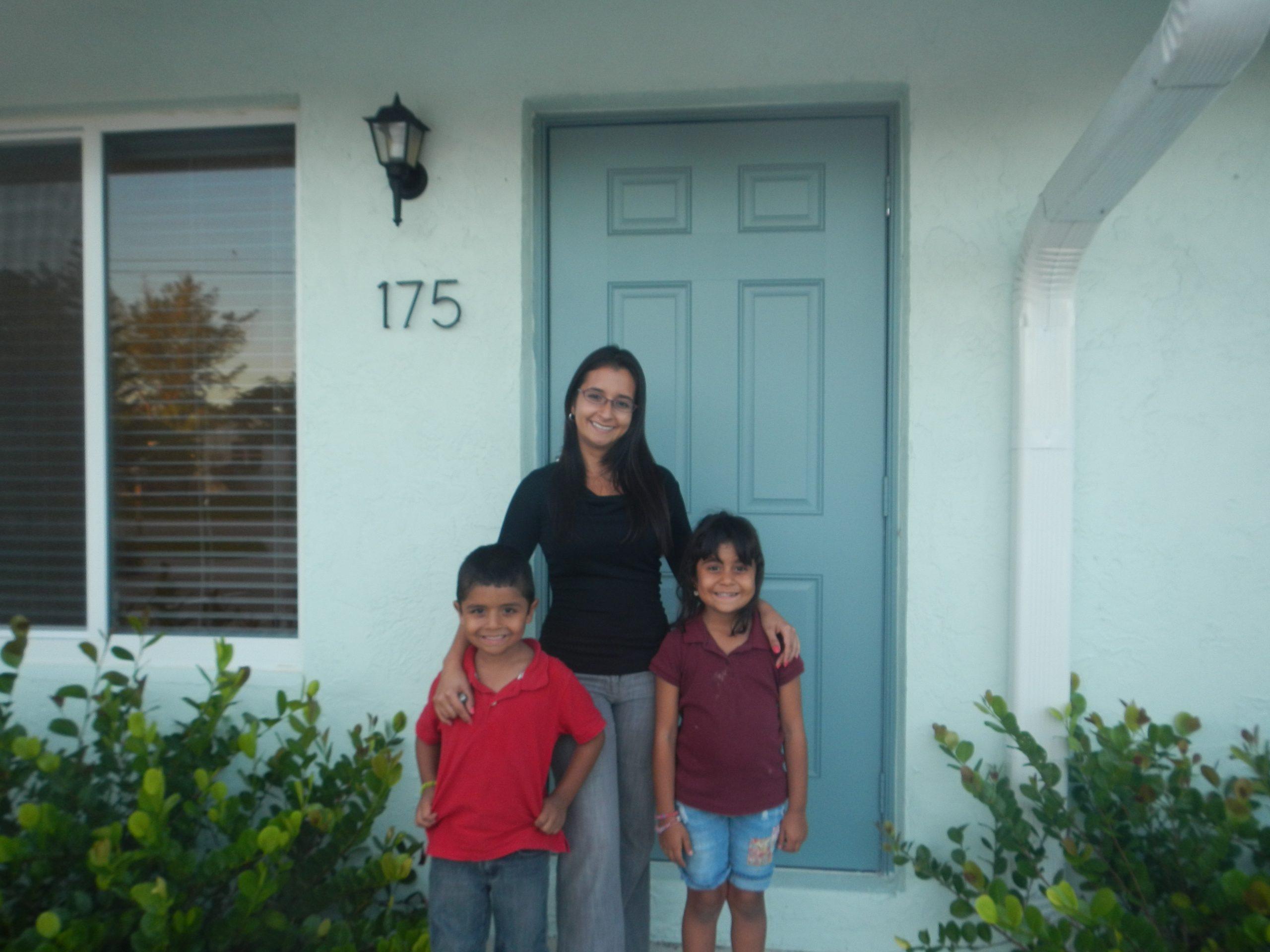 Working Your Way Home Bedoya family